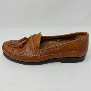 Giorgio Brutini Mens Size 10 M Antigua Tan Loafers